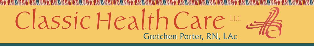 Gretchen Porter, RN, LAc